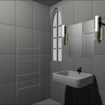 Bathroom 3D Visual